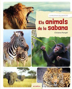 LA BIBLIOTECA DELS RATOLINS. ELS ANIMALS DE LA SABANA