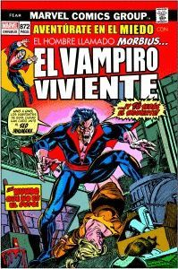 MORBIUS EL VAMPIRO VIVIENTE