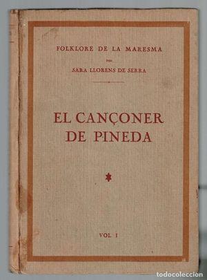 EL CANÇONER DE PINEDA