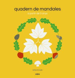 QUADERN DE MANDALES A PARTIR DE 3 ANYS
