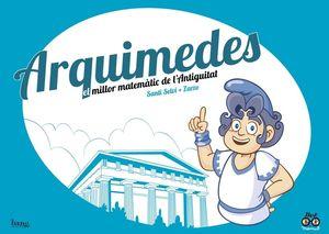 ARQUIMEDES. EL MILLOR MATEMÀTIC DE L'ANTIGUITAT