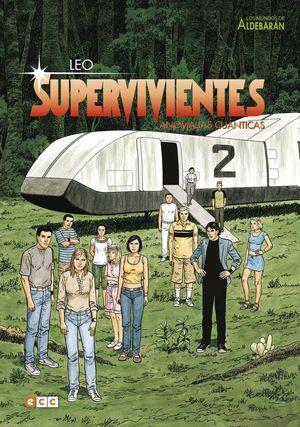 SUPERVIVIENTES: ANOMALÍAS CUÁNTICAS