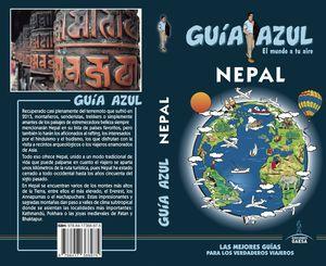 NEPAL - GUIA AZUL (2019)
