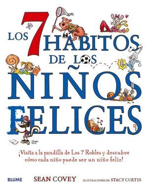 LOS 7 HÁBITOS DE LOS NIÑOS FELICES