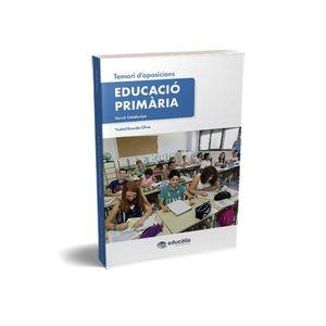 TEMARI ESPECÍFIC: EDUCACIÓ PRIMÀRIA: CATALUNYA