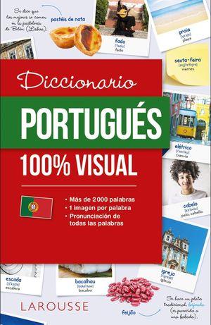 DICCIONARIO PORTUGUÉS 100% VISUAL
