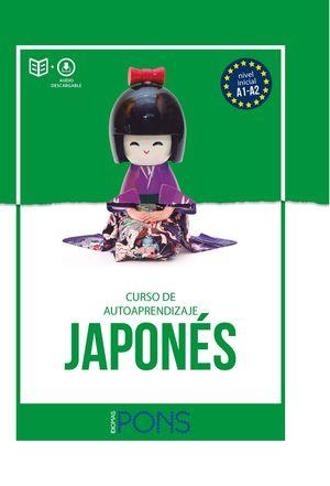 JAPONES CURSO DE AUTOAPRENDIZAJE. IDIOMAS PONS