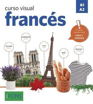 CURSO VISUAL FRANCES. A1/A2