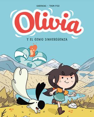 OLIVIA 1. EL GENIO SINVERGÜENZA