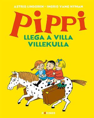 PIPPI LLEGA A VILLA VILLEKULLA
