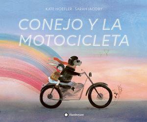 EL CONILL I LA MOTO