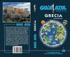 GRECIA - GUIA AZUL (2019)