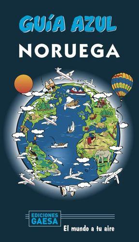 NORUEGA - GUIA AZUL (2020)