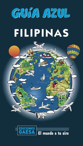FILIPINAS - GUIA AZUL (2020)