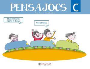 PENSAJOCS C. A PARTIR 5 ANYS