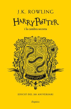 HARRY POTTER I LA CAMBRA SECRETA (HUFFLEPUFF)