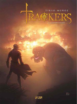 TRACKERS 03: LA ULTIMA CACERÍA