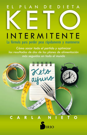 PLAN DE DIETA KETO INTERMITENTE, EL