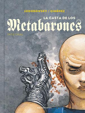 LA CASTA DE LOS METABARONES