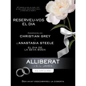 ALLIBERAT («CINQUANTA OMBRES» SEGONS EN CHRISTIAN GREY 3)