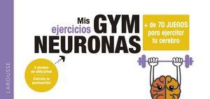 MIS EJERCICIOS GYM NEURONAS
