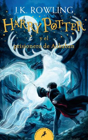 HARRY POTTER 3. HARRY POTTER Y EL PRISIONERO DE AZKABAN