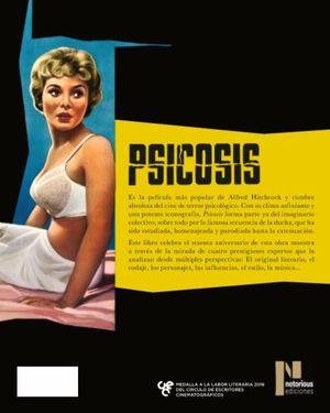 PSICOSIS (EL LIBRO DEL 60 ANIVERSARIO)