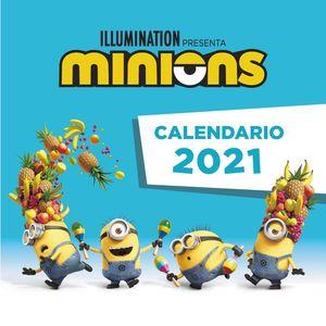 CALENDARIO 2021 MINIONS