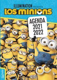 AGENDA 2021-22. MINIONS. MI DIA A DIA