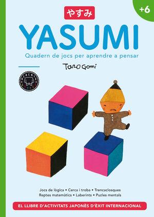 YASUMI 6. QUADERN DE JOCS PER APRENDRE A PENSAR