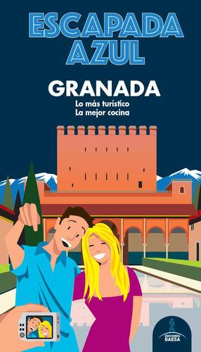 GRANADA - ESCAPADA AZUL (2020-2021)