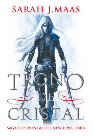 TRONO DE CRISTAL 1. TRONO DE CRISTAL