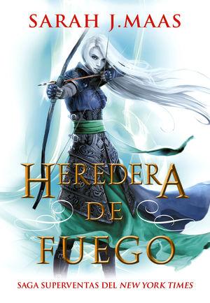 TRONO DE CRISTAL 3. HEREDERA DE FUEGO