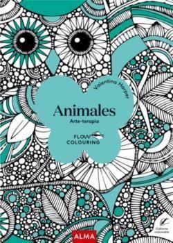 ANIMALES. ARTE- TERAPIA