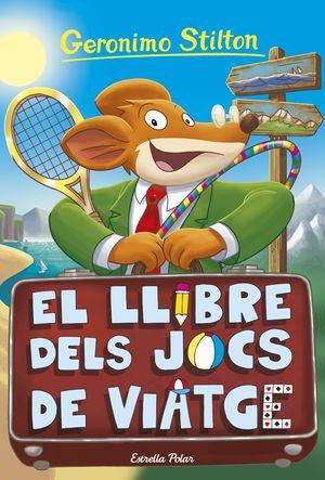 GERONIMO STILTON. EL LLIBRE DELS JOCS DE VIATGE