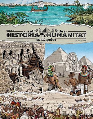 HISTORIA DE LA HUMANITA EN VINYETES VOL. 2 - EGIPT