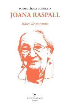 BATEC DE PARAULES. POESIA LÍRICA COMPLETA