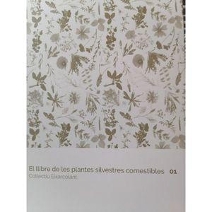 EL LLIBRE DE LES PLANTES SILVESTRES COMESTIBLES 01