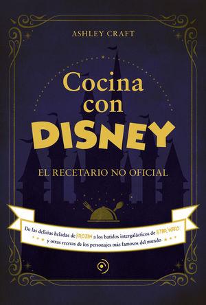 COCINA CON DISNEY
