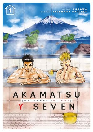 AKAMATSU Y SEVEN, MACARRAS IN LOVE VOL. 1