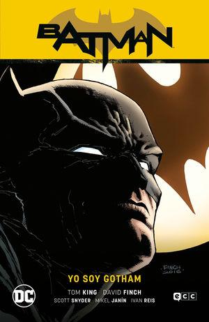BATMAN VOL. 01: YO SOY GOTHAM (BATMAN SAGA - RENACIMIENTO PARTE 1) (SEGUNDA EDIC