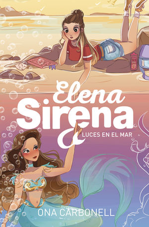 ELENA SIRENA 4. LUCES EN EL MAR