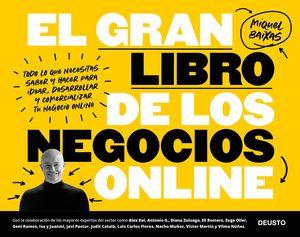 EL GRAN LIBRO DE LOS NEGOCIOS ONLINE