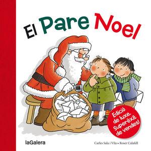 EL PARE NOEL. EDIT. LUXE (LLETRA LLIGADA)