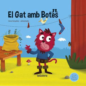EL GAT AMB BOTES (LLETRA LLIGADA)