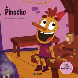 PINOCHO (LETRA MAYUSCULA)