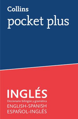 DICCIONARIO POCKET PLUS INGLÉS (POCKET PLUS)