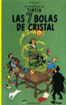 TINTÍN. LAS SIETE BOLAS DE CRISTAL (CARTONÉ)
