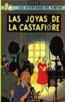 TINTÍN. LAS JOYAS DE LA CASTAFIORE (CARTONÉ)