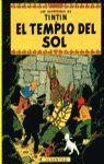 TINTÍN. EL TEMPLO DEL SOL (CARTONÉ)